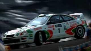 GTHD OP グランツーリスモHD オープニングムービー PS3
