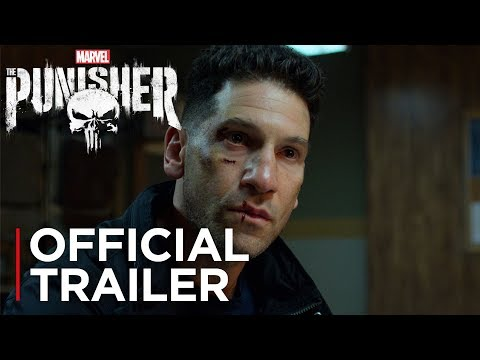 Crisis Crew - Check Out the New Trailer for The Punisher Season 2!
