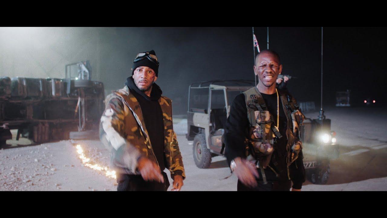 Download Giggs - Terminator feat. Swizz Beatz (Official Video)