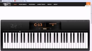 Yukimaru Theme - Virtual Piano