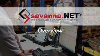 Savanna.NET® WMS/WCS Overview
