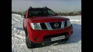 видео Технические характеристики Nissan Navara