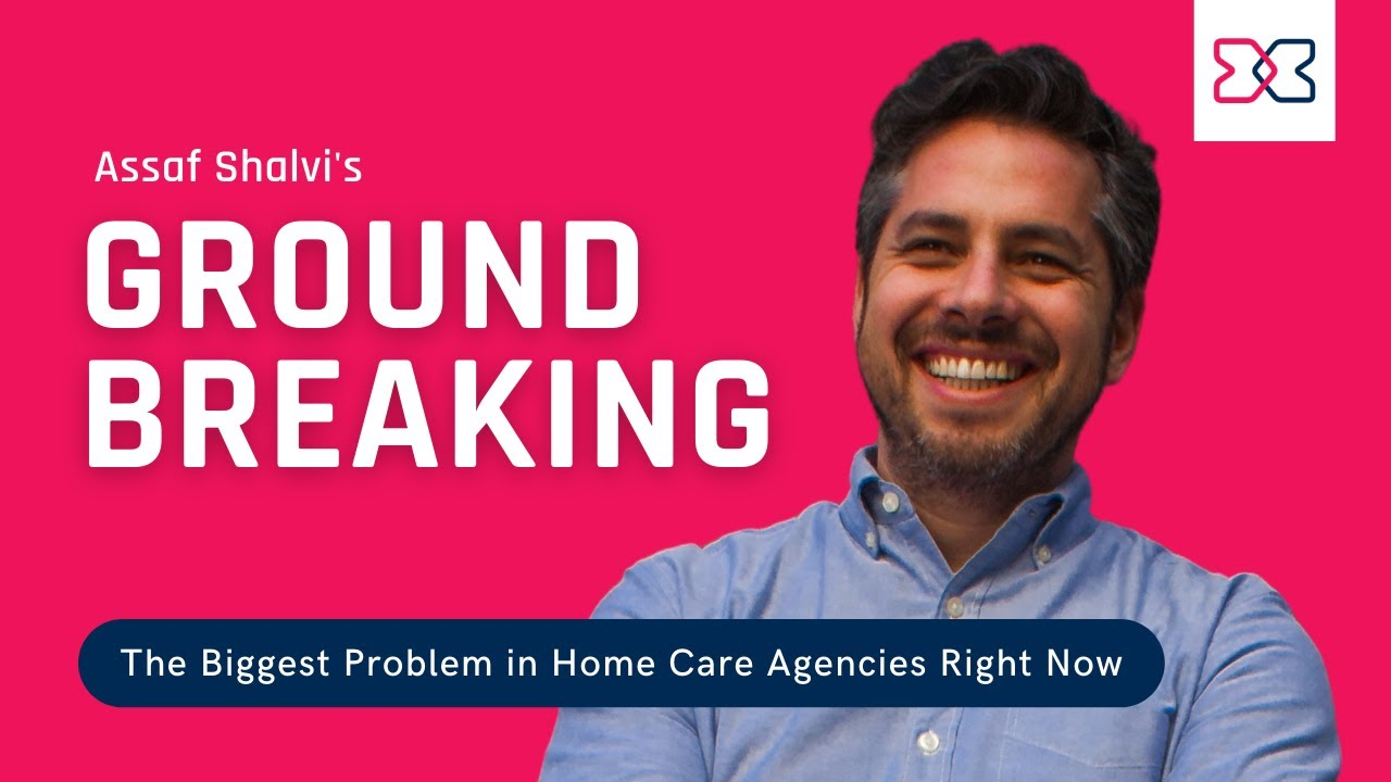 Download Groundbreaking | Episode 1: The Biggest Problem in Home Care Agencies Right Now