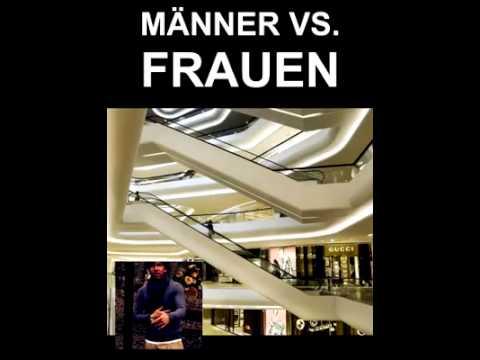 Frauen vs Männer (kaufhaus)