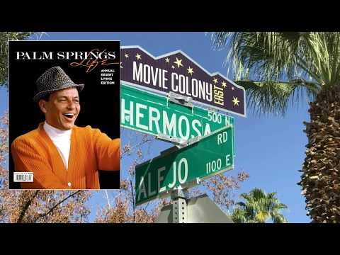 Frank Sinatra's Former Palm Springs Home | Free Things To Do In Palm Springs, CA