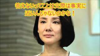 女優黒木瞳が初監督を務める映画「嫌な女」(25日公開)の完成披露上...