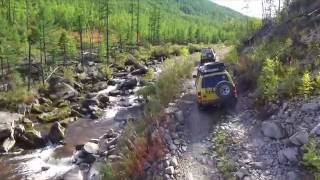 Dare to go where others don't - Russia Expeditions