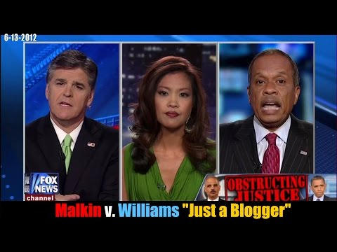 Michelle Malkin vs. Juan Williams
