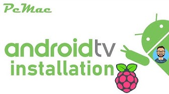 Android TV RaspberryPi 3 Model B