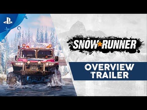 SnowRunner - Overview Trailer | PS4