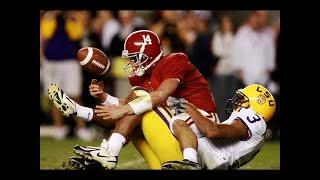 November 3, 2007 - #3 LSU vs #17 Alabama