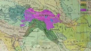 Historical and Future Maps of  ARMENIA