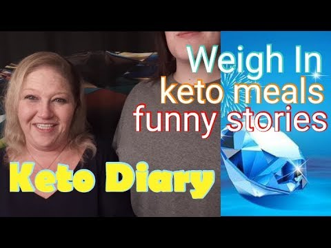 BBW to keto: Weigh In, Keto meals, funny tales