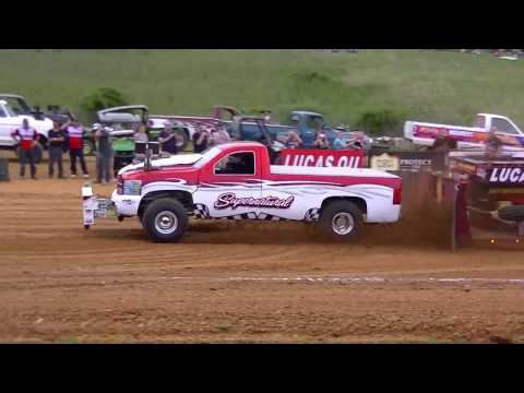 6200lb Pro Modified 4wd, Fishersville, Va 4-29-2017