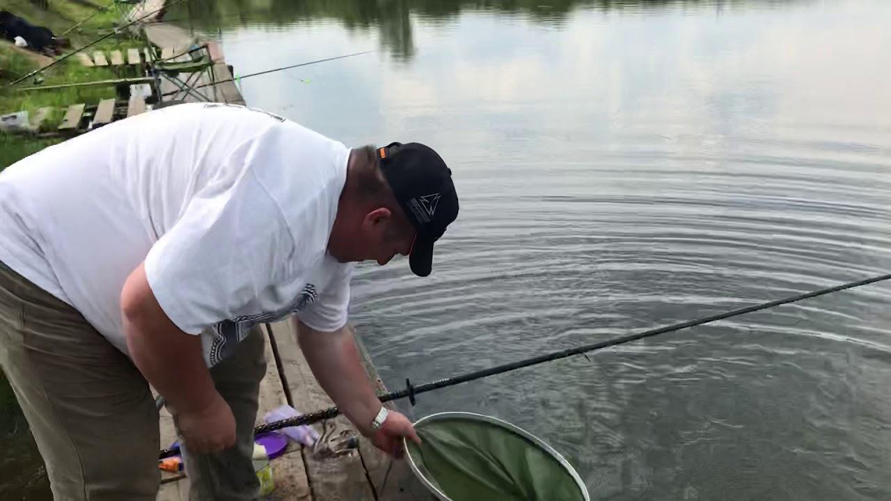 Платная рыбалка в забойском
