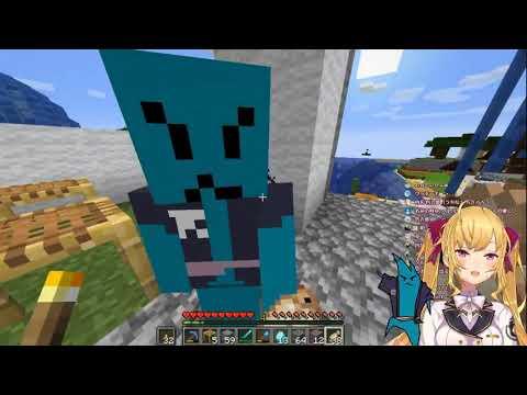 【鷹宮リオン】【にじさんじ切り抜き】【Minecraft】花火職人への道 ~火薬編~【内名 色吉郎/鷹宮リオン/にじさんじ】