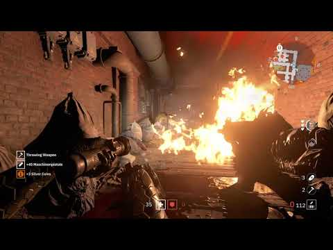 Wolfenstein  Youngblood (Part 4 Destroying Chemical Pumps In The Sewers) |