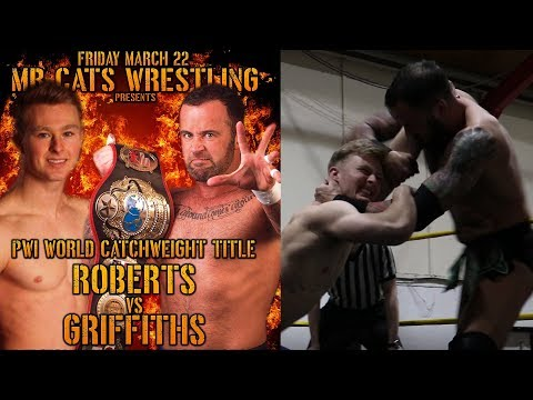 Dylan Roberts vs Jack Griffiths - PWI Catchweight Title