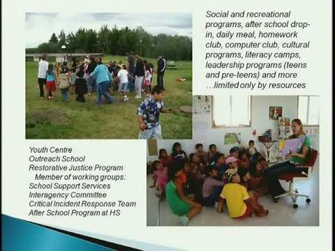 Sharon Steinhauer ~ Saddle Lake Boys and Girls Club: Resorting the Relational Circle
