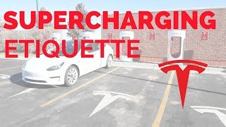 Do THIS Every Time You Use a Tesla Supercharger