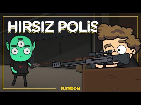 Hırsız Polis Oyunu | RANDOM