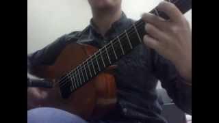 Ария Беспечный ангел кавер на гитаре (OST Физрук)