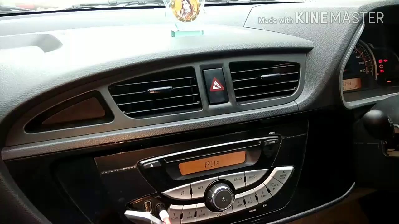 New Maruti Suzuki Alto K10 Vxi 2017 Interior Youtube