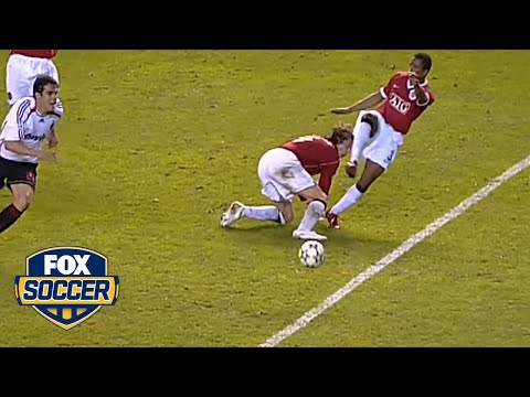 AC Milan vs. Manchester United | 2006 - 2007 Champions League | FOX SOCCER