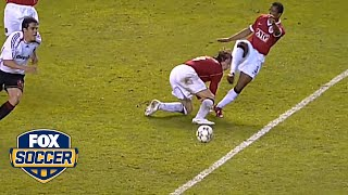 AC Milan vs. Manchester United | 2006 - 2007 Champions League | FOX SOCCER