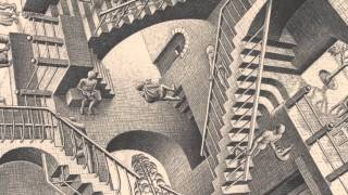 MC Escher at Dulwich Picture Gallery