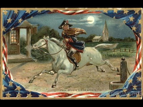 Biography: Paul Revere The Midnight Rider Documentary