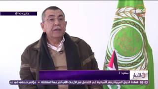 الأخبار - سعيد أبو على لـ dmc  : الأراضي الفلسطينية تتعرض لهجمة إستيطانية غير مسبوقة