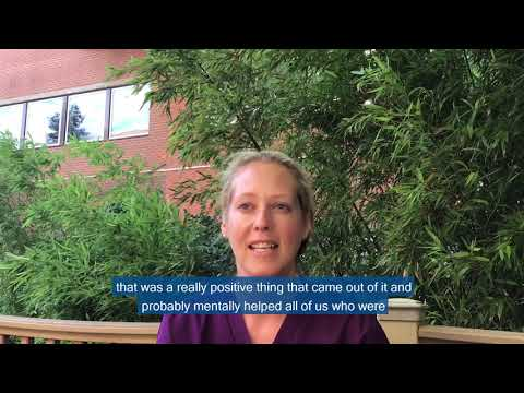 St George's and Covid-19: our staff stories
