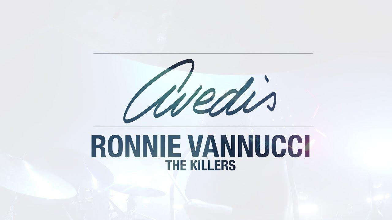 Zildjian T Shirt Design - Zildjian avedis collection with ronnie vannucci of the killers