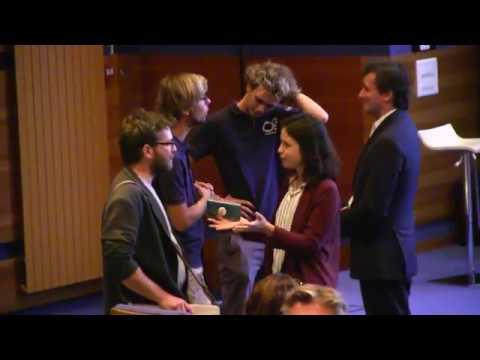 Vidéo conférence un monde sans plastique acte 1