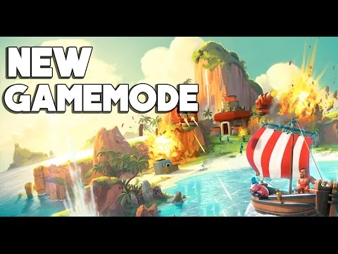 "Thumbnail: NEW ""UPDATE"" COC GAMEMODE!? (COLISEUM BATTLE) MAY 2017 