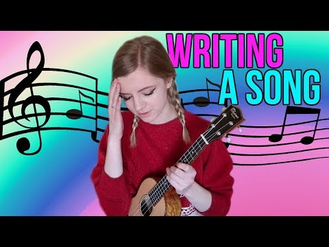 Writing a song in 16 minutes! *challenge*