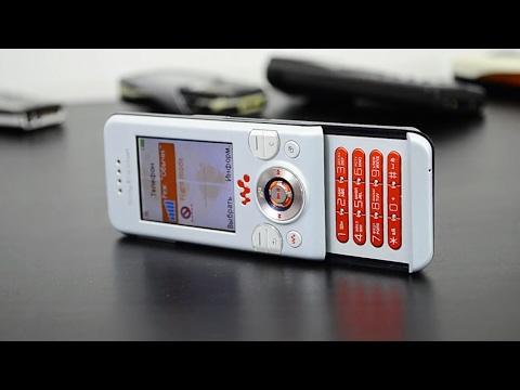 Sony Ericsson W580i (ретро обзор в 2017) / Арстайл /