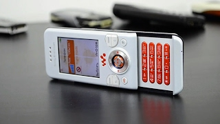 мобильный телефон Sony Ericsson W580i ремонт