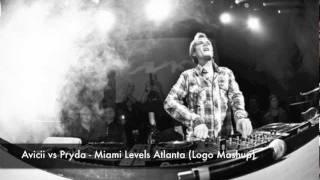 Avicii vs Pryda (ft PNAU) - Miami Levels Atlanta (Logo Mashup)