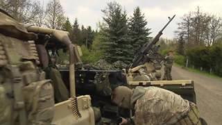 Jak trénuje elitní jednotka české armády - 601. skupina speciálních sil z Prostějova