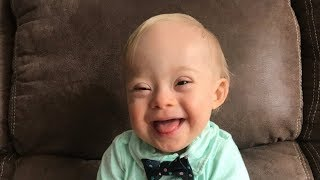 Meet Lucas, the first Gerber baby with Down syndrome