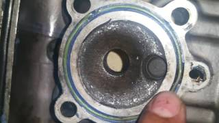 Pourquoi le moteur de ma 103 a serré  ( part 2 )