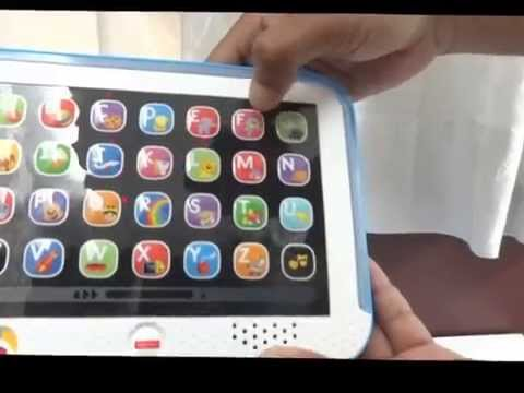 Kids Tablet |Fisher-Price Laugh And Learn Smart Stages Tablet