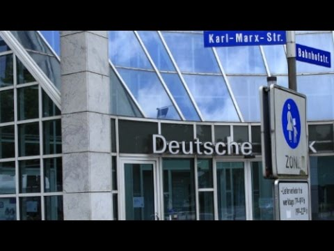 Deutsche Bank is Too Big to Fail, Too Big For Big Fines?