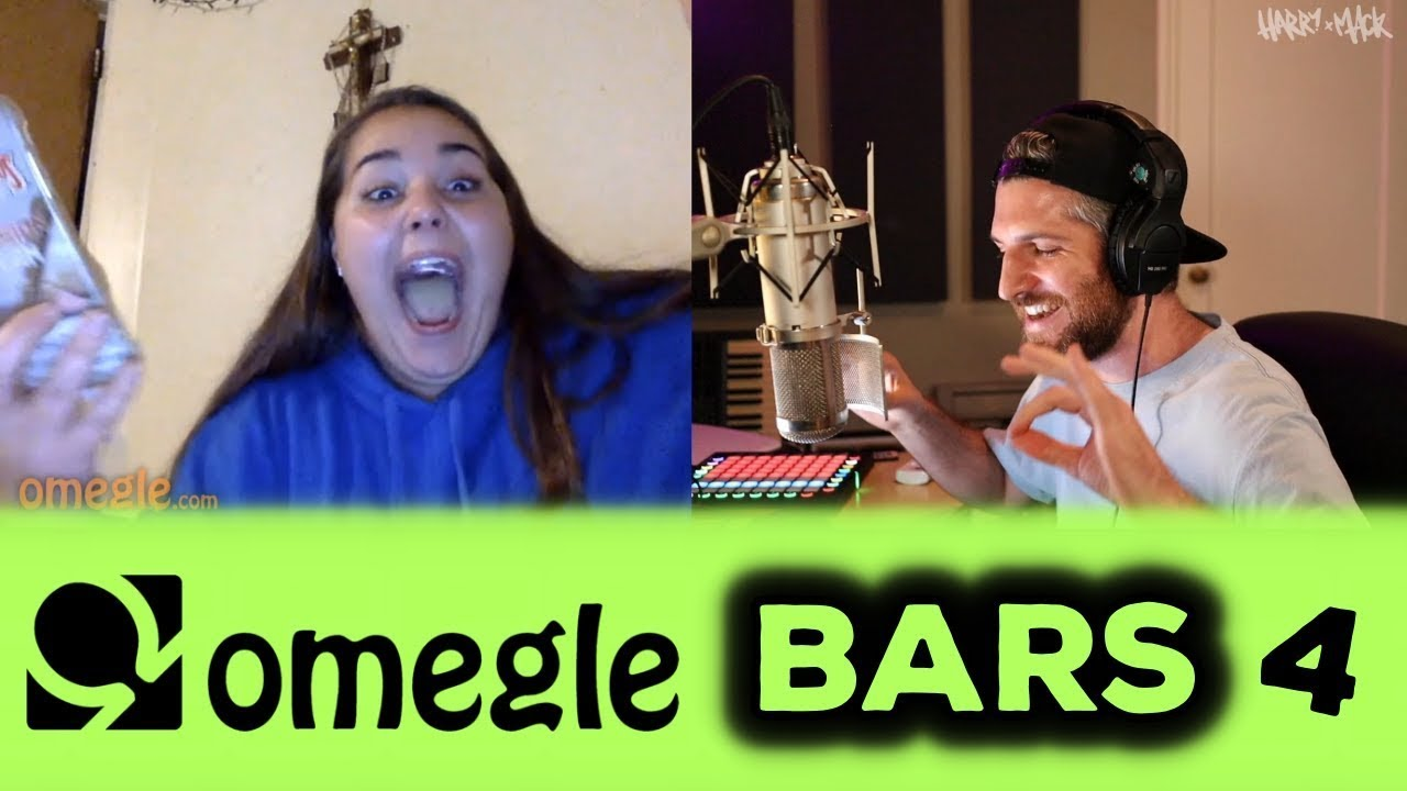 Strangers Get Drunk Off Harry Mack's Insane Freestyles | Omegle Bars Episode 4
