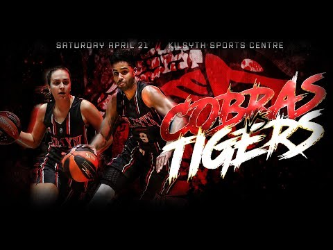 Kilsyth Cobras vs Melbourne Tigers - SEABL 2018