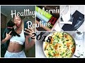 My Healthy Morning Routine 2018 //  Workout & Breakfast