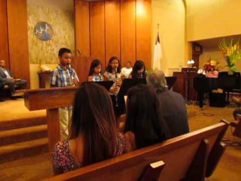 Clarinet Band - Adventist Union School