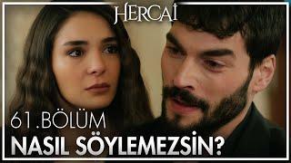 Miran, Reyyan'ın öleceğini öğreniyor mu? - Hercai 61. Bölüm